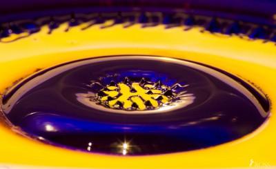 Ferrofluid by Immanuel Ross